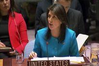 ادعاهای مضحک نیکی هیلی در نشست شورای امنیت