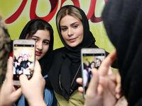 بازیگران در اکران مردمی «تخته گاز» +تصاویر
