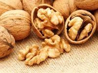 کاهش ریسک بیماری قلبی با مصرف گردو