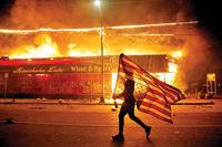 شورشها به سود ترامپ میشود؟