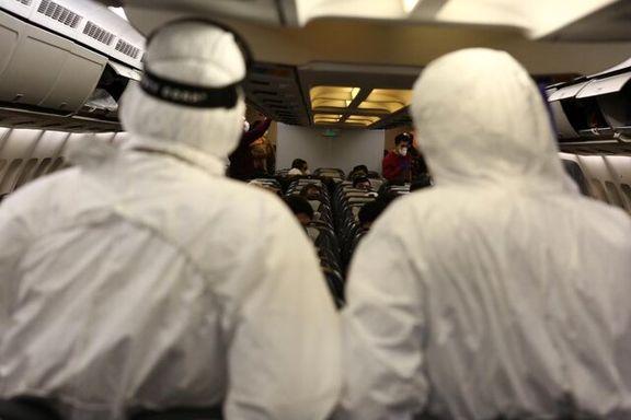 انتقال ایرانیان مقیم چین به کشور در بامداد امروز