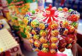 ۲۱غرفه نمایشگاههای بهاره مختص به فروش آبنبات و قندریز/ آبنباتهای بازار ۱۰۰درصد تولید داخل