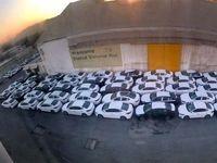 1600دستگاه خودروی در گمرک مانده  ترخیص شد