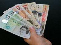 افزایش نرخ پوند انگلیس و یورو