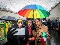 عکس برگزیده رویترز از ایران 2019
