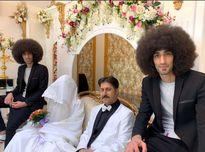مراسم عروسی رحمت سریال پایتخت +عکس