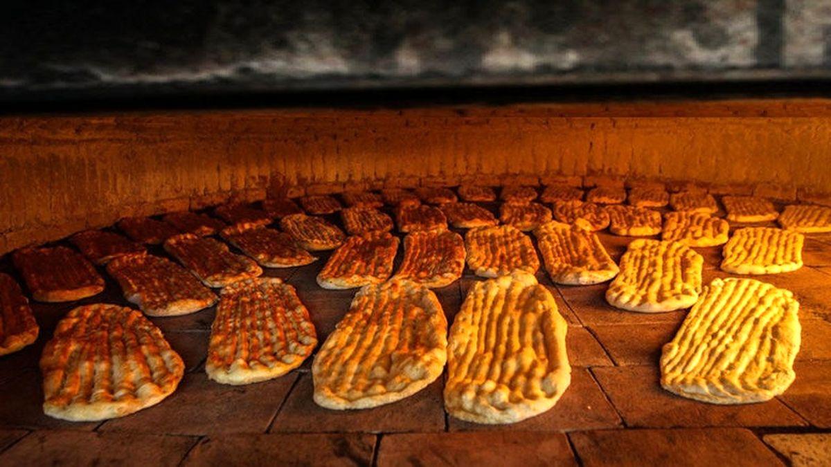 مردم نان ایرانی میخوردند!
