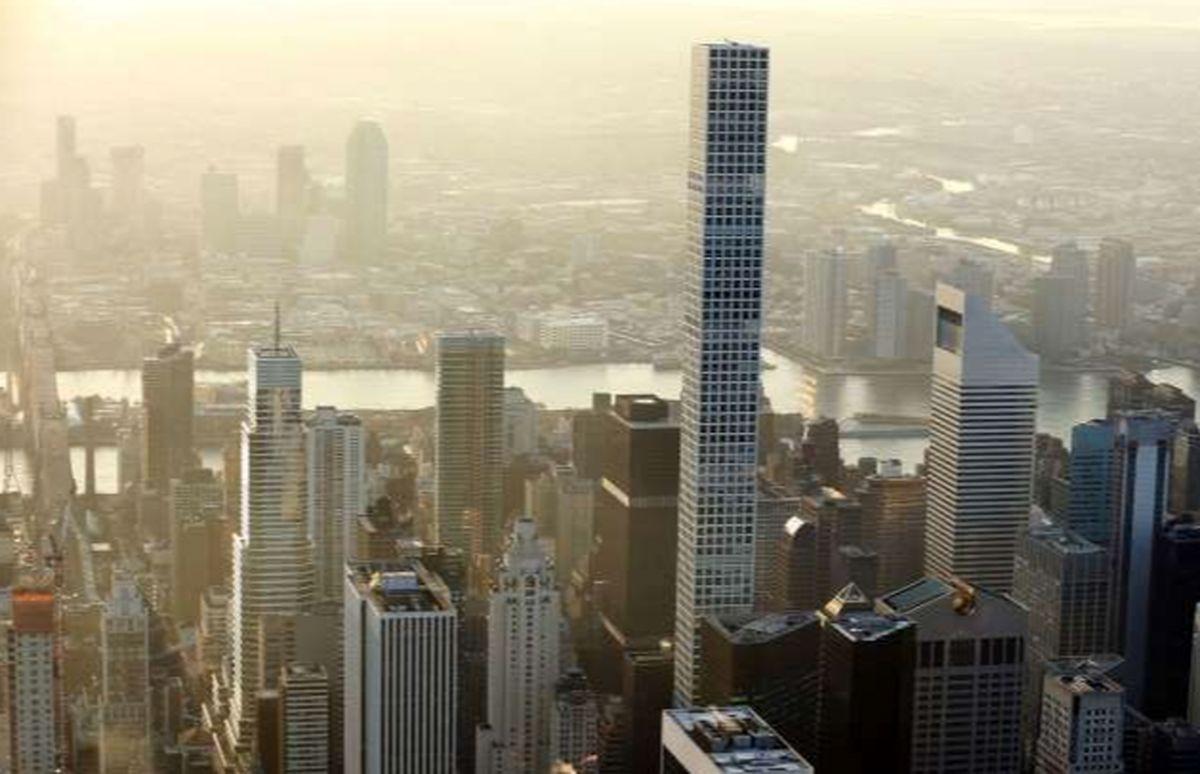 بلندترین ساختمان مسکونی جهان دارای 112طبقه خواهد بود