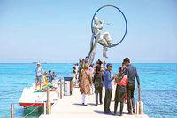 رونق نوروزی بازار گردشگری کیش