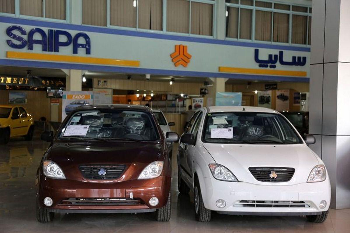 فروش فوری محصولات سایپا با ارائه تسهیلات