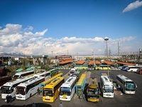 تهران چند دستگاه اتوبوس فرسوده دارد؟