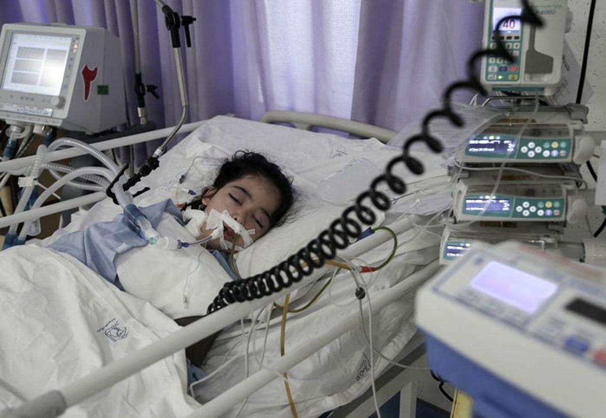 بررسی تشنج در کودکان  مبتلا به کرونا