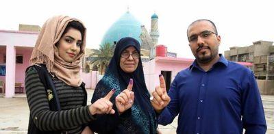 ۴۴.۵درصد عراقیها در انتخابات پارلمانی شرکت کردند
