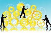 کسبوکارهای کوچک چهطور شبکه میسازند؟