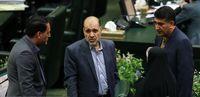 بازگشت ۲نماینده بازداشتی به صحن مجلس +تصاویر