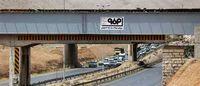 احداث پل روگذر راه آهن مجتمع فولاد سبا، گامی در جهت توسعه حمل و نقل ریلی کشور
