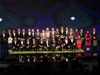 مراسم برترینهای لیگ برتر فوتبال +تصاویر