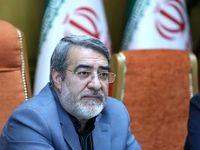 وزیر کشور شهادت «سید نورخدا موسوی» را تسلیت گفت