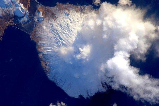 زمین از دید فضانوردان