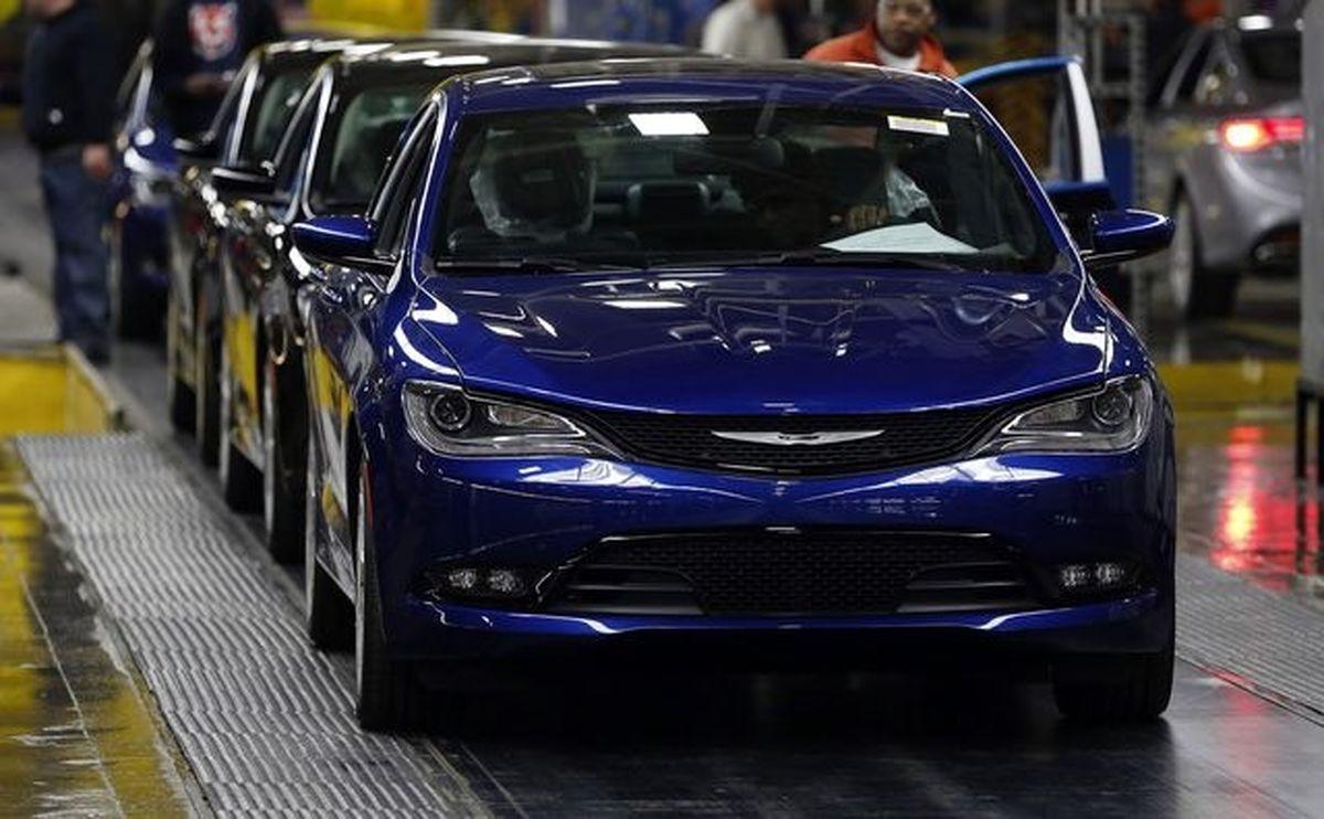 افول بازار خودروی آمریکا