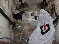 سقوط مرگبار سارق از طبقه دوم