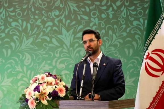 آمار وزیر ارتباطات از سفر نوروزی مردم بر اساس مصرف اینترنت