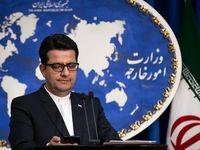 ایران خواستار تجدیدنظر رویکرد آمریکا شد