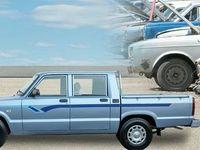 آغاز طرح جایگزینی وانتهای فرسوده با وانت کارا ۲۰۰۰ سی سی بهمن موتور با تسهیلات