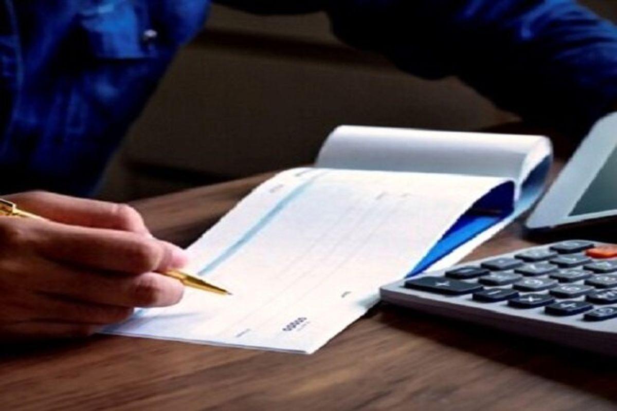 کاهش ۵۰درصدی چک های برگشتی در فروردین۱۴۰۰ / بیش از ۶.۹میلیون فقره چک معامله شد