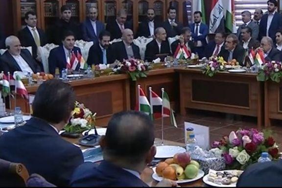 تحریمها تاثیری در تعاملات اقتصادی با اقلیم کردستان ندارد