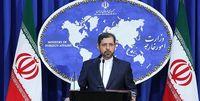 واکنش خطیب زاده به اظهارات مشاور امنیت ملی آمریکا