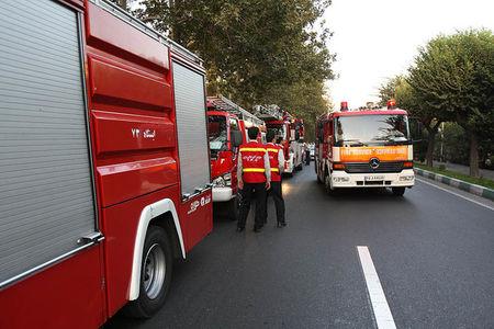 تمهیدات آتشنشانی برای روز قدس