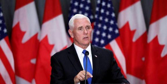 معاون ترامپ: دنبال جنگ با ایران نیستیم