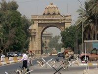 وقوع انفجار در منطقه سبز بغداد