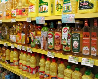 Image result for روغن خوراکی خارجی