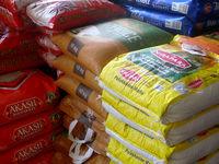۳۷۹هزار تن برنج وارد کشور شد