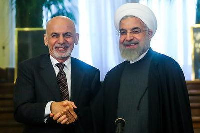 تبریک رییسجمهور افغانستان به روحانی