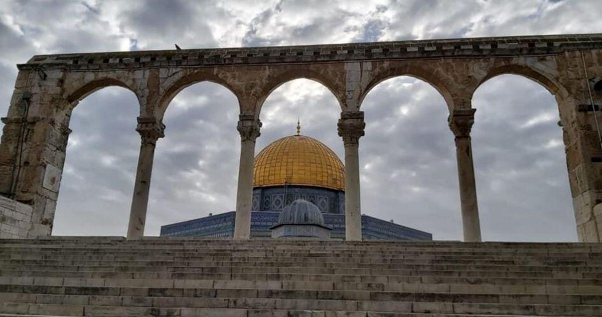 درهای مسجد الاقصی ماه رمضان هم بسته است