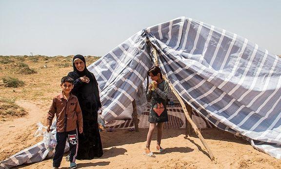 تعداد اردوگاههای اسکان اضطراری در خوزستان به ۲۶محل رسید