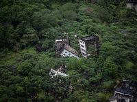 ۱۰ سال پس از زلزله سیچوان چین +تصاویر