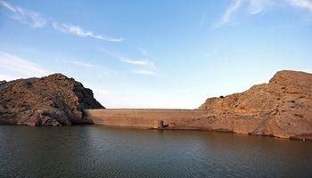 قدیمیترین سد قوسی جهان در ایران +تصاویر