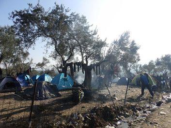 اردوگاه لسبوس