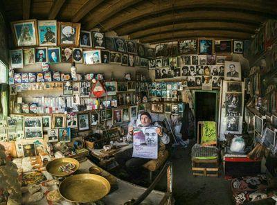 سانت به سانت مغازهای که تاریخ بود +عکس