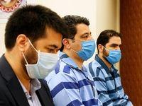 متهمان کلان ارزی در جلسه یازدهم دادگاه +عکس