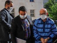 حواشی پنجمین جلسه رسیدگی به اتهامات طبری +عکس