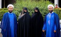 جشن دوقلوها و چندقلوهای ایرانی +تصاویر
