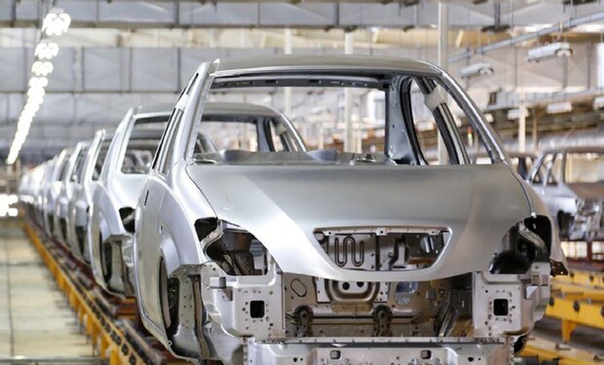 رشد ۱۸.۸درصدی تولید خودرو/ تولید بیش از ۶۲۵هزار خودروی سواری