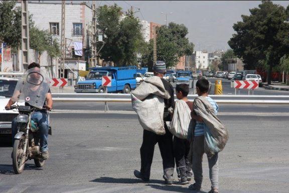 افزایش قاچاق کودکان افغانستان از مسیر ایران