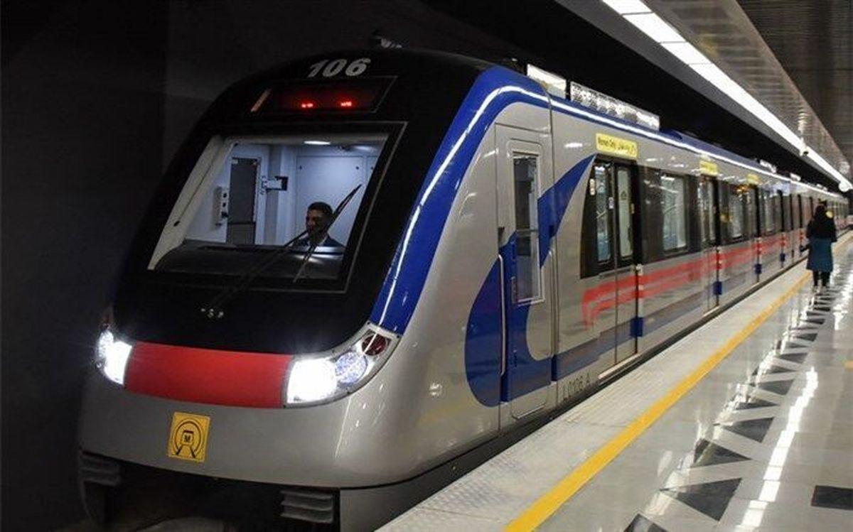 ۲ ایستگاه مترو در تهران افتتاح شد