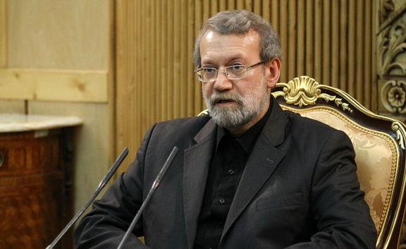 لاریجانی: همکاریهای اقتصادی ایران و روسیه افزایش مییابد/ توسعه همکاری بین دو کشور در عرصه نفت و گاز